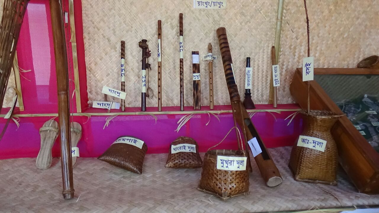 Indigenous games of Tripura Tribes