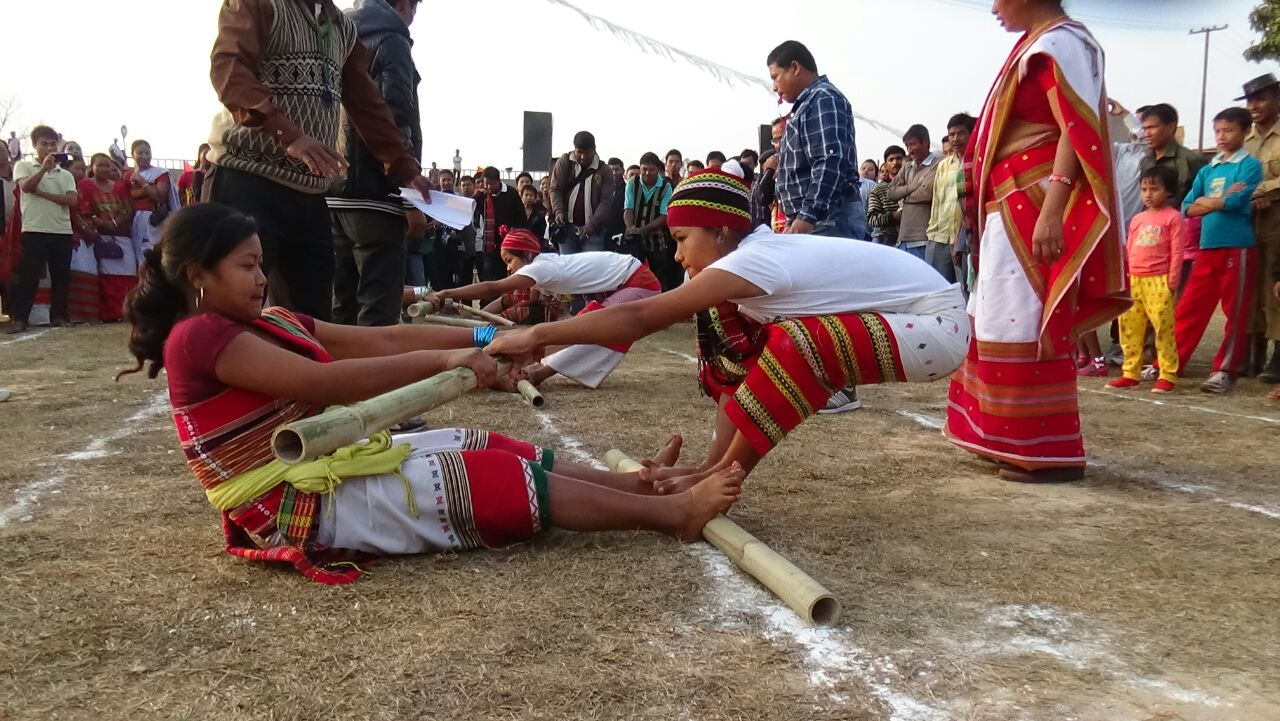 Indigenous sports of Tripura tribe